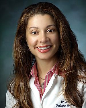 Alicia Arbaje, M.D., M.P.H., Ph.D.