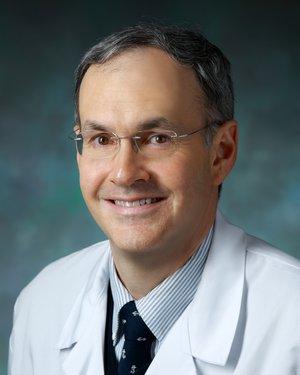 Photo of Dr. Roger Scott Blumenthal
