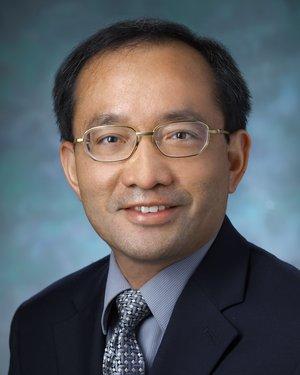 Tza-Huei Wang, M.S., Ph.D.