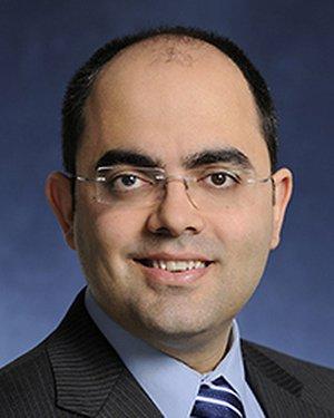 Hadi Kharrazi, M.D., M.S., Ph.D.
