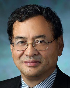 Jiande Chen, Ph.D.