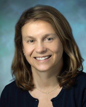 Geraldine Seydoux, Ph.D.