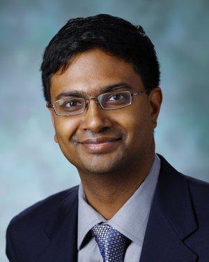Pradeep Yammanuru Ramulu, M.D., Ph.D.