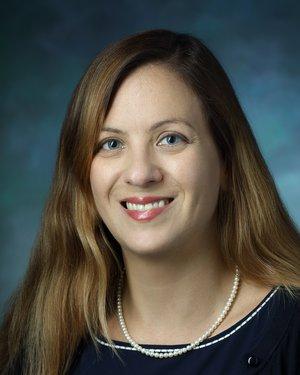 Christina Schumacher, M.H.S., Ph.D.
