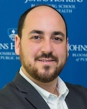 Paul Sasha Nestadt, M D , Assistant Professor of Psychiatry