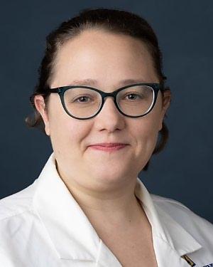 Lydia Harley Pecker, M.D.